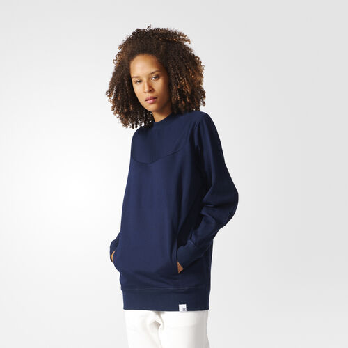 adidas - XbyO Sweatshirt Legend Ink BK2303