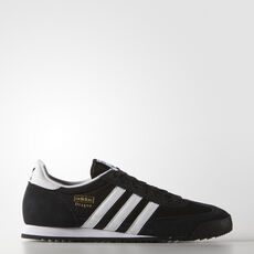 adidas - Dragon Shoes Black / Metallic Gold / White G16025