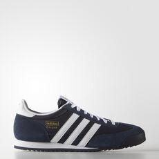 adidas - Dragon Shoes New Navy / Metallic Gold / White G50919