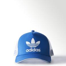 adidas - Trucker Cap Bluebird / White M30627