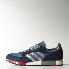 adidas - Boston Super Shoes St Stonewash Blue / Silver Metallic / St Dark Slate M25419