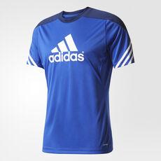 adidas - Sereno14 Training Jersey Bold Blue / Dark Blue / White F49699