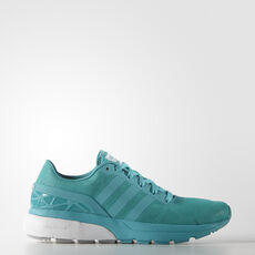 adidas - Cloudfoam Flow Shoes Shock Green S16/Shock Green S16/Ftwr White F99559