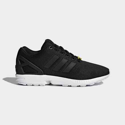 adidas - ZX Flux Shoes Core Black / Core Black / White M19840