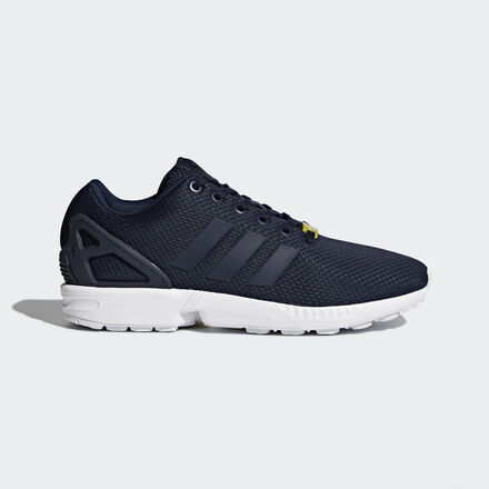 adidas - ZX Flux Shoes Dark Blue / Dark Blue / Core White M19841