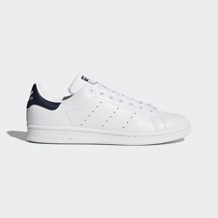 adidas - Stan Smith Shoes Running White / Running White / New Navy M20325