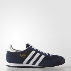 adidas - Dragon skor New Navy / Metallic Gold / White G50919