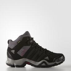 adidas - AX 2.0 Mid GTX Carbon / Black / Sharp Grey D66497