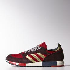 adidas - Boston Super skor Power Red / Gold Metallic / Night Red M25420