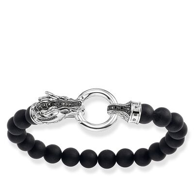 bracelet j a0026 men thomas sabo. Black Bedroom Furniture Sets. Home Design Ideas
