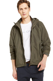 Anorak dusty olive