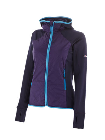 Women's Ignite Hybrid Insulated Hoody