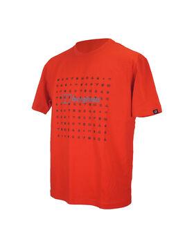 バーグハウスグラフィックロゴTシャツ