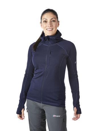 Women's Smoulder Light Hooded Jacket