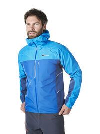 Vapour storm active men's waterproof jacket