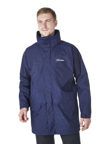 Men's Long Cornice Jacket