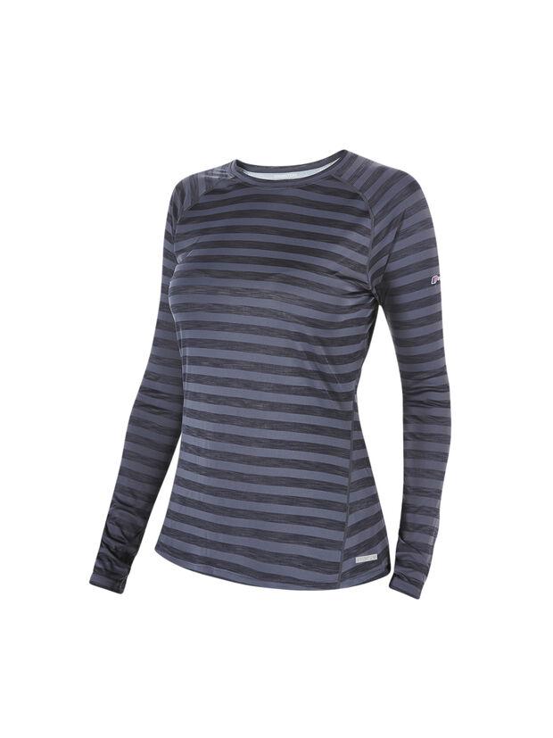 Women's Striped Tech T-Shirt