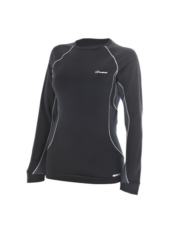 Women's Thermal Long Sleeve Crew Neck