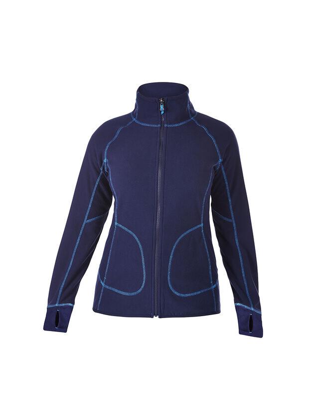 Women's InterActive Prism Micro Fleece Jacket