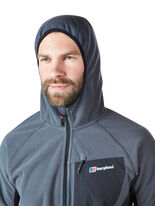 Men's Ben Oss Windproof Hooded Jacket