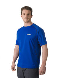 Men's Short Sleeved Crew Neck Tech Tee