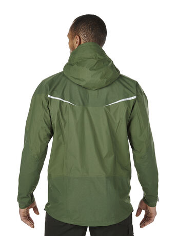 Light trek men's waterproof jacket