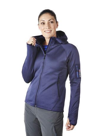 Women's Pravitale Hooded Fleece Jacket