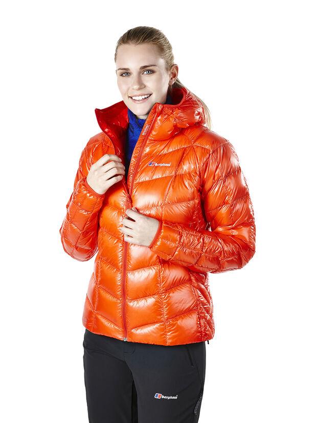Women's Ilam 850 Fill Hydrodown™ Jacket