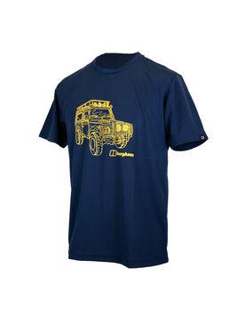 トラベルバイカーインフィニティTシャツ