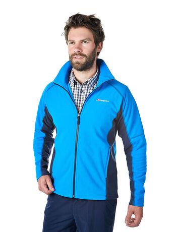 Men's Interactive Prism Micro Fleece Jacket