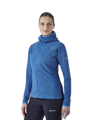 Women's Presanella Hooded Fleece Jacket