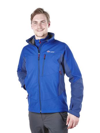 Men's Breton Softshell Jacket