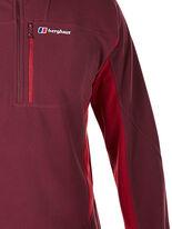 Men's Half Zip Prism Micro Fleece Jacket