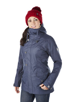 Women's Elsdon Waterproof Parka Jacket