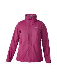 Women's Light Hike Waterproof Jacket