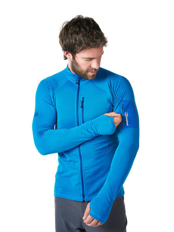 Men's Smoulder Light Fleece Jacket