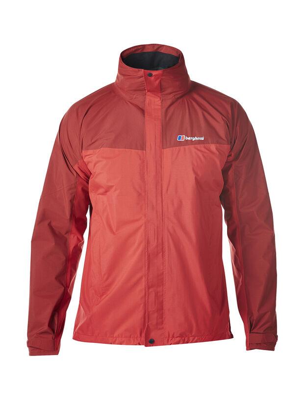 Light Hike Men's Waterproof Jacket