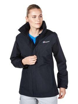 Long Hillwalker Women's Waterproof Jacket