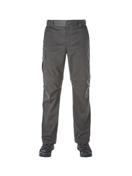 Men's Navigator Stretch Zip Off Trousers