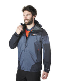 Light trek men's waterproof jacket