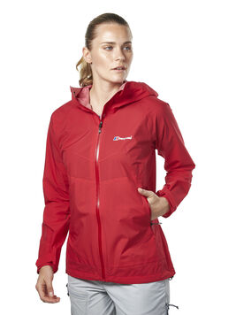 Fastpacking Extrem Women's Waterproof Jacket