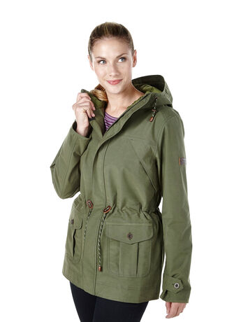 Women's Attingham Hydroshell Jacket