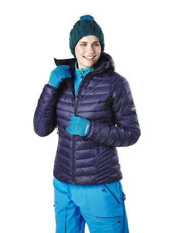 Women's Furnace Hooded Hydrodown® Jacket