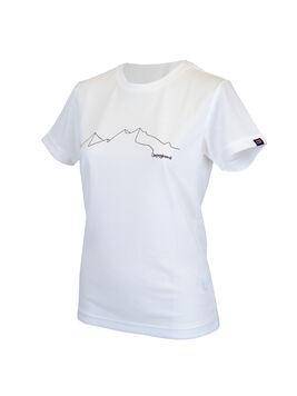 ウィメンズマウンテンインフィニティTシャツ