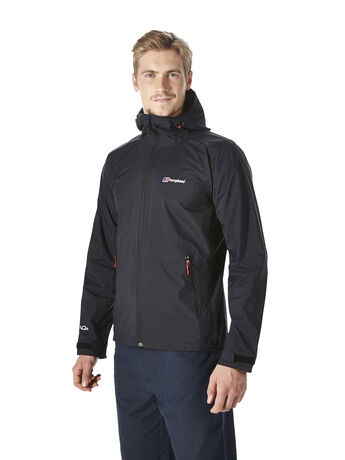 Stormcloud men's waterproof jacket