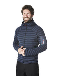 Men's Tyndrum Stripe Hooded Jacket