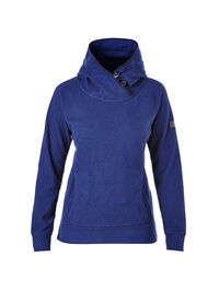 Women's Half Zip Flurry Hoody
