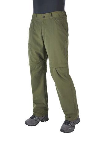 Men's Expeditor Zip Off Walking Trousers