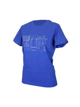 ウィメンズ バーグハウス ポイントTシャツ