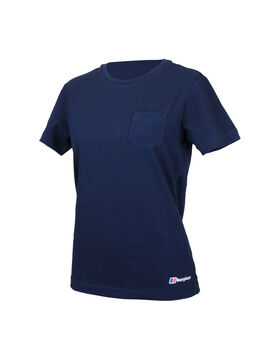 ウィメンズシンプルポケット Tシャツ